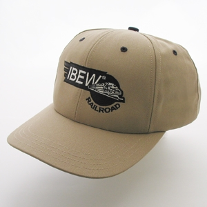 IBEW Railroad Hat