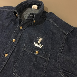 ** NEW ** Denim Shirt