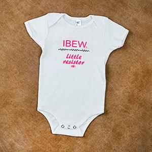 Infant Onesie, Pink