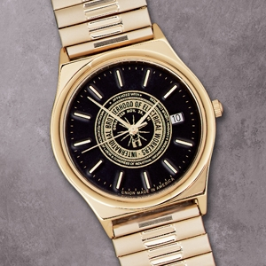 Logo Watch w/date