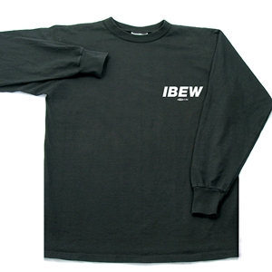 Black Long Sleeve T-shirt