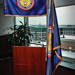 IBEW Flags and Banners